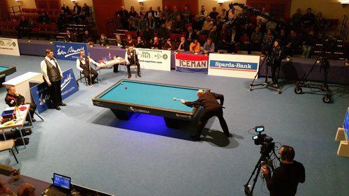 Championnat du monde par équipes 3 bandes - Viersen